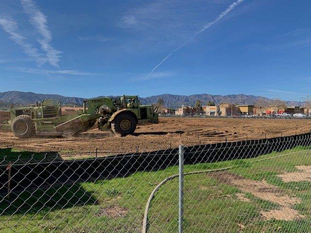 New Walmart Superstore Under Construction